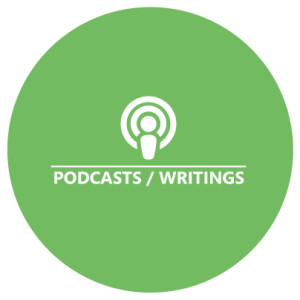 Blog - Podcast and writings