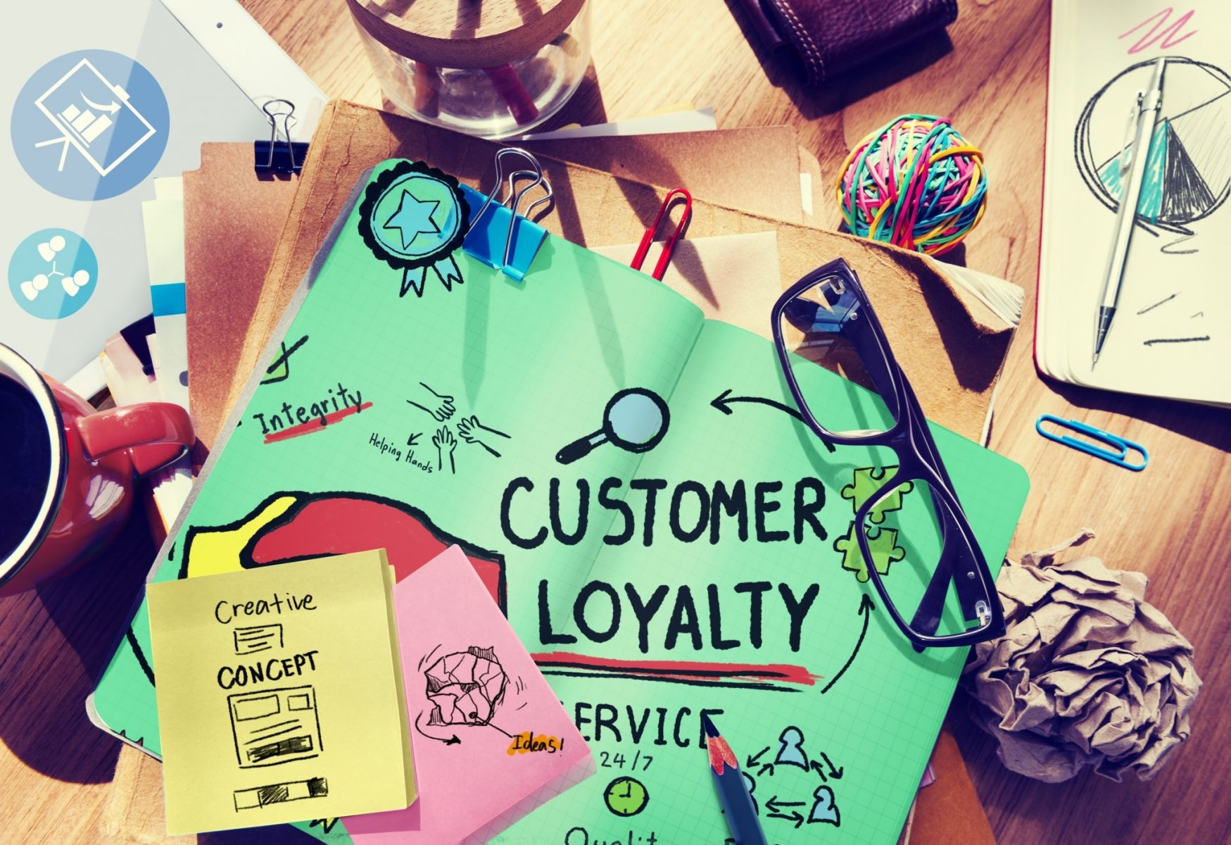 Customer Loyalty Digital Marketing Skill Institute