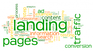 A converting landing page in Nigeria