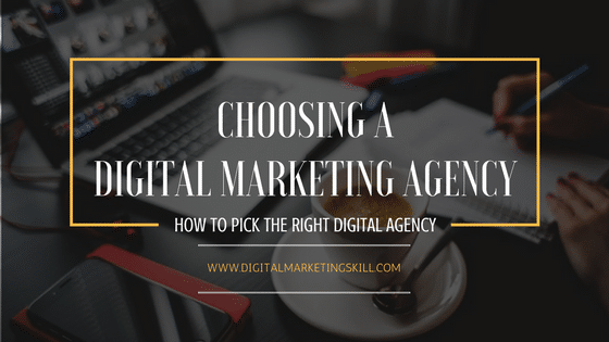 Factors To Choosing A Digital Marketing Agency In Nigeria
