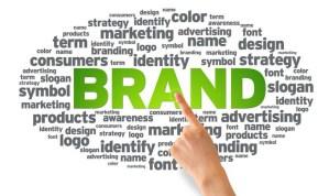 brand name and image
