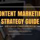 HOW TO DEVELOP A CONTENT MARKETING STRATEGY