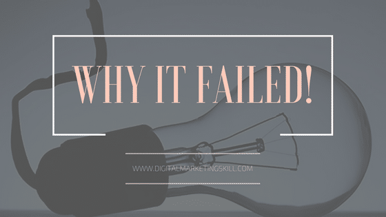 10 main reasons your online business failed (1)