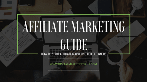 How to Start Affiliate Marketing for Beginners in Step by Step Guide