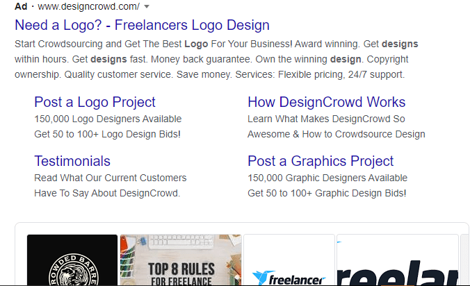 Logo design - make money online