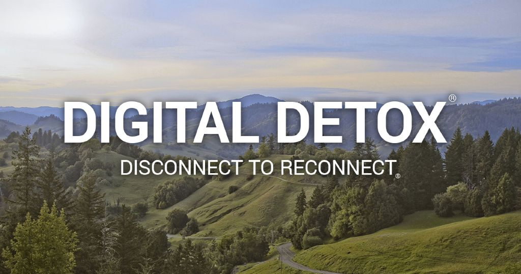 Martin Talks from Digital Detoxing
