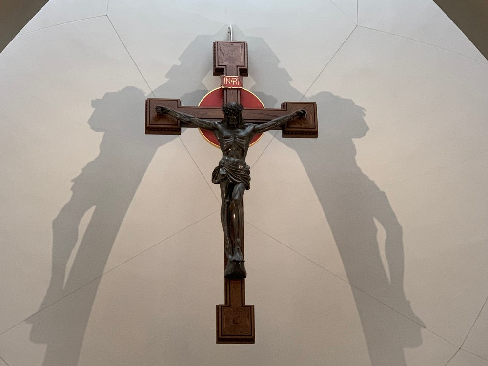 Cross over the Altar
