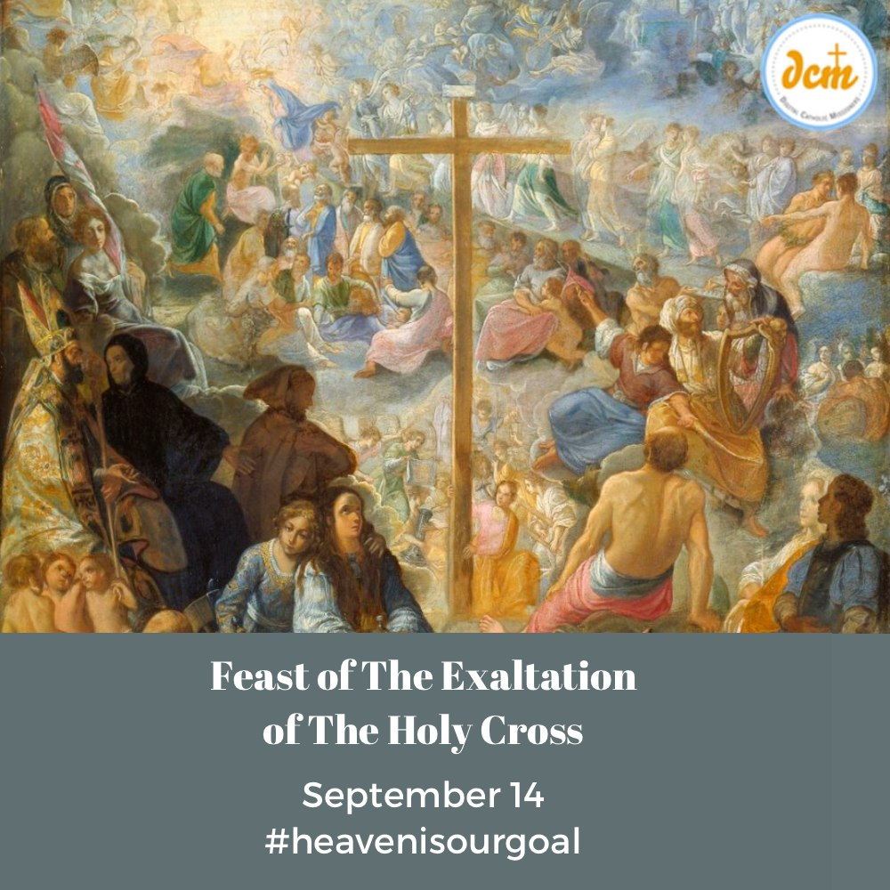 Feast of The Exaltation of the Holy Cross 1000x1000
