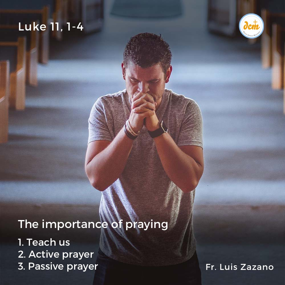 Luke 11, 1-4-instagram