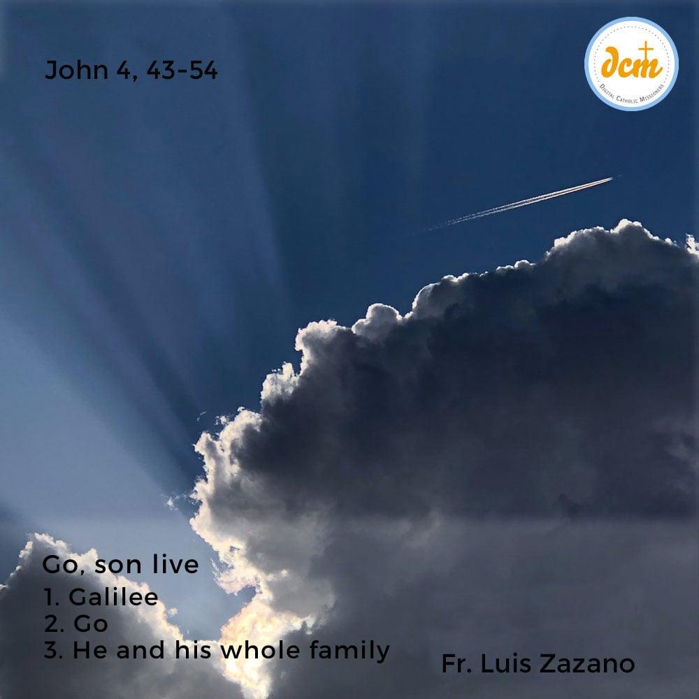 John 4,43-54