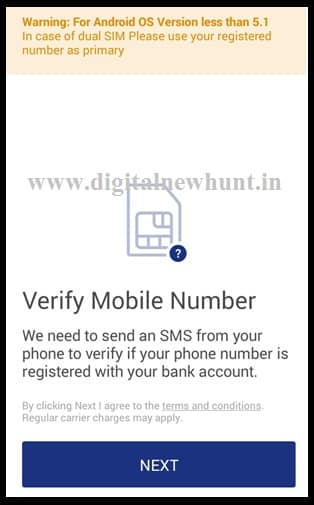 How to Download and Register BHIM App