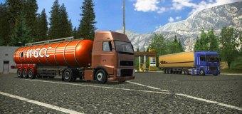 Šifre za Euro Truck Simulator