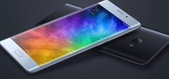 Predstavljen Xiaomi Mi Note 2: Snapdragon 821, 6GB RAM-a i 5.7-inčni zakrivljeni ekran