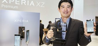 Sony Xperia XZ Premium proglašena najboljim mobitelom MWC 2017. sajama