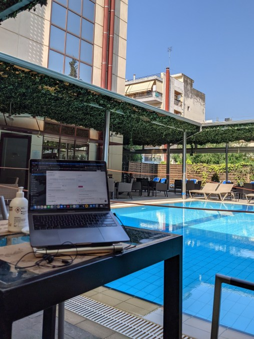 Digital Nomad Hotel - Thessaloniki, Greece
