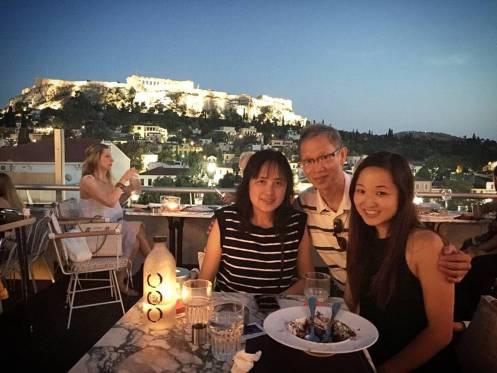 parents athens greece