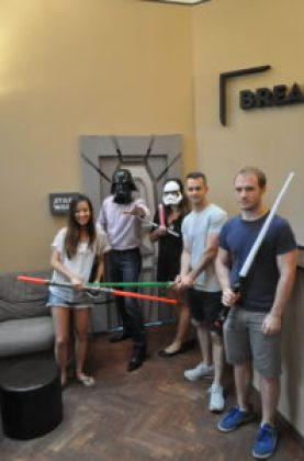 breakout escape game bucharest