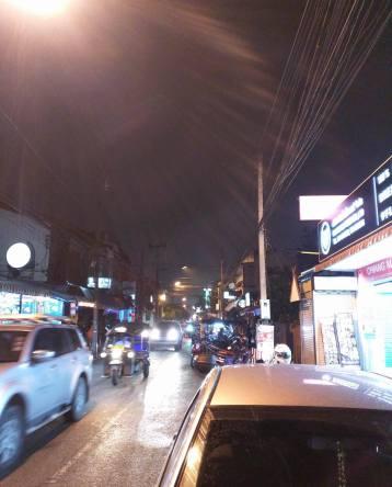 Chiang Mai cars