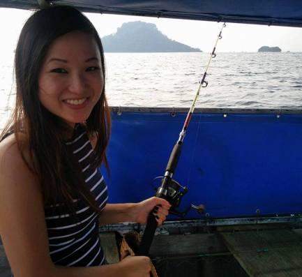 digital nomad quest fishing