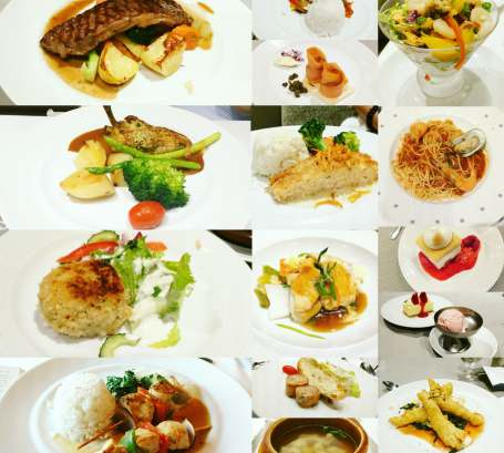 food cruise