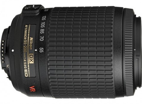 AF-S DX NIKKOR 55-200mm f/4-5.6G IF-ED VR