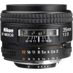 Nikon AF Nikkor 35mm f:2D Lens