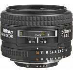 Nikon AF Nikkor 50mm f:1.4D Lens