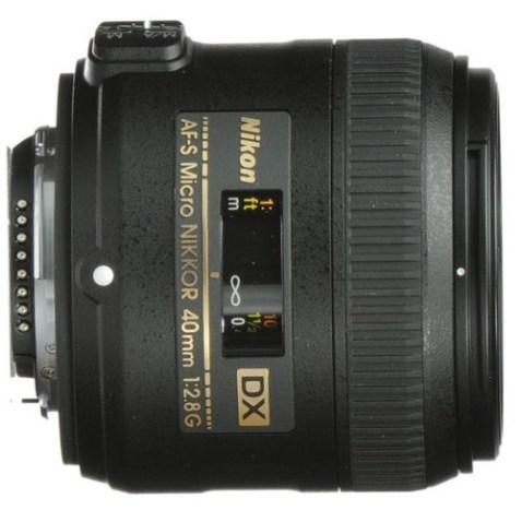 Nikon AF-S DX Micro NIKKOR 40mm f:2.8G Lens-a