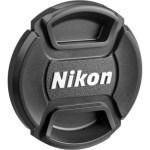 Nikon AF-S DX Micro NIKKOR 85mm f:3.5G ED VR Lens Cap (front)