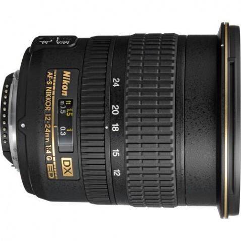 Nikon AF-S DX Nikkor 12-24mm f/4G IF-ED Lens