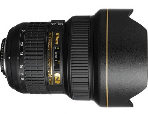 Nikon AF-S NIKKOR 14-24mm f:2.8G ED Lens