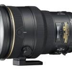 Nikon AF-S NIKKOR 200mm f:2G ED VR II Lens