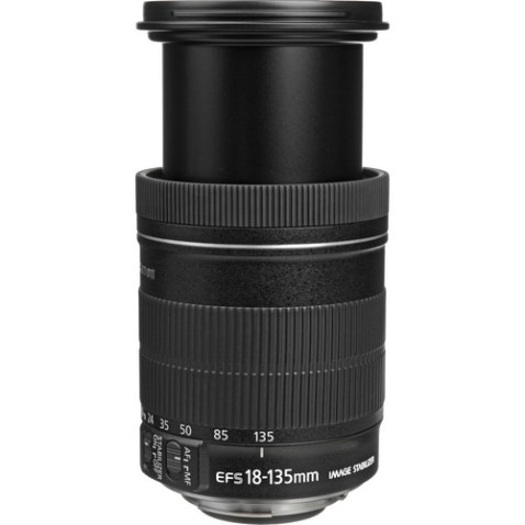 Canon EF-S 18-135mm f:3.5-5.6 IS Lens-b