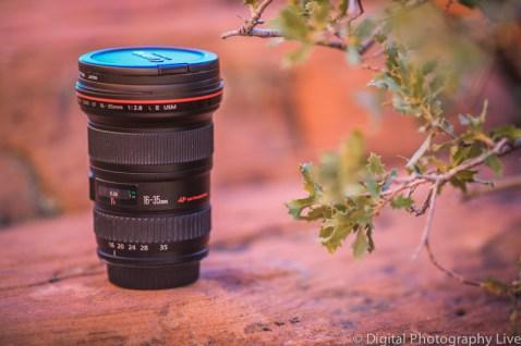 Canon EF 16-35 f-2.8L II Lens