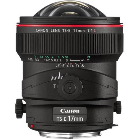Canon TS-E 17mm f:4L Lens-b