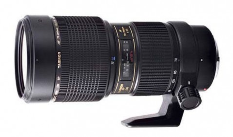 Tamron SP 70-200mm F/2.8 Di LD (IF) Lens