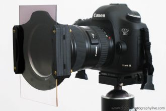 Canon 5D III & Cokin Z Pro Graduated Neutral Density Filter