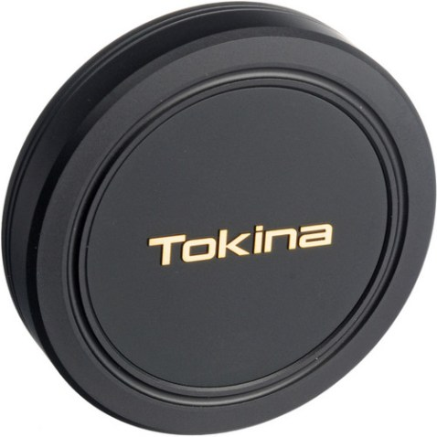 Tokina 10-17mm f:3.5 - 4.5 AT-X 107 AF DX NH Fisheye Lens Cap (Front)