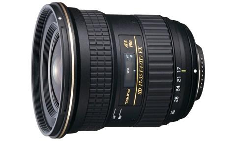 Tokina AT-X 17-35 F4 PRO FX Lens