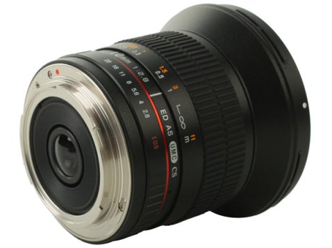 Samyang 10mm f/2.8 ED AS UMC CS Lens 2