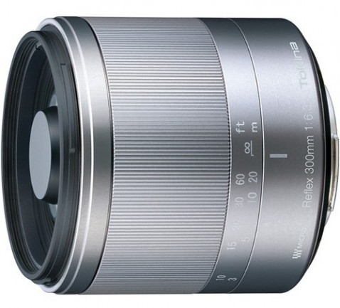 Tokina 300mm f/6.3 Reflex Telephoto Macro Lens