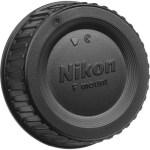 Nikon AFS 70-200 f:4 VR Lens Cap (Back)