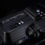 Canon Powershot G1X Flash switch