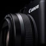 Canon Powershot G1X lens