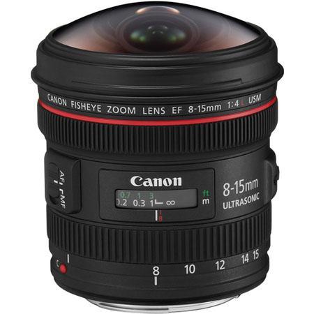 Canon EF 8-15mm f:4.0L USM