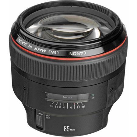 Canon EF 85mm f/1 2L II USM (Refurbished) Only $1,495 32