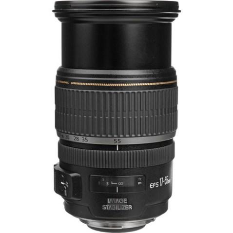 Canon EF-S 17-55mm f:2.8 IS USM Lens-b