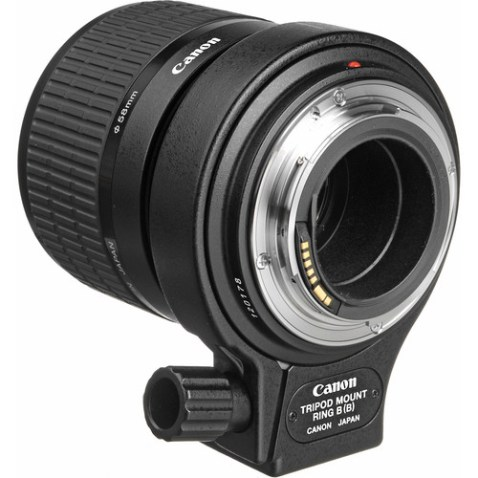 Canon MP-E 65mm 1-5x Macro Lens Mount