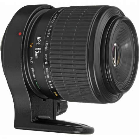 Canon MP-E 65mm 1-5x Macro Lens