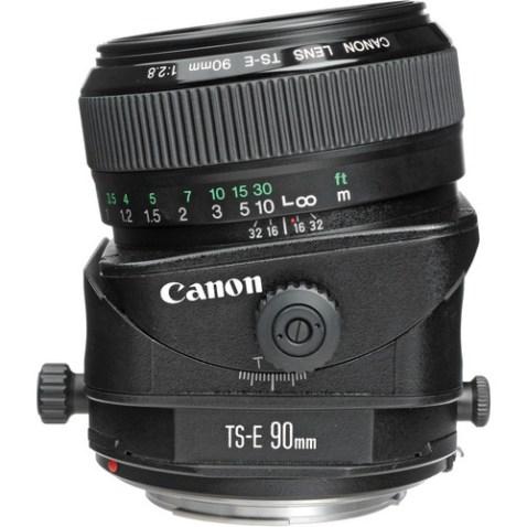 Canon TS-E 90mm f:2.8 Lens-e